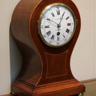Edwardian Balloon Clock £ 795