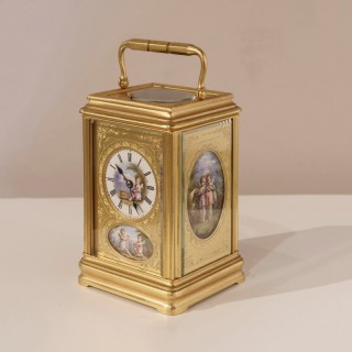 A Fine Carriage Clock