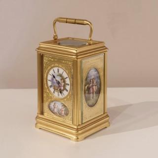 A Fine Carriage Clock