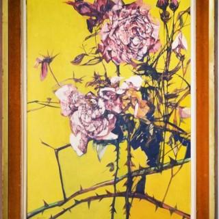 'Roses' Bryan Kneale RA b.1930