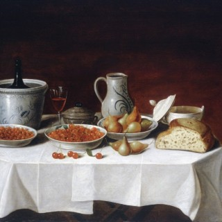 A Fine French Baroque Still Life Painting