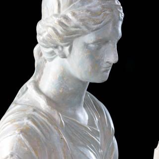 Regency Period Figure of a Maiden