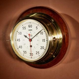 A Smiths Astral Bulkhead Ships Clock.