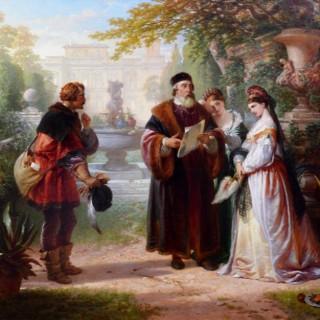 Katherine & Petruchio, the Taming of the Shrew