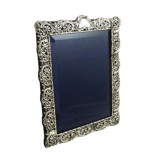 Antique Victorian Sterling Silver 10 1/2