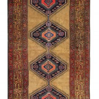 Antique Kazak Caucasian Rug 132x250cm