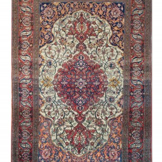 Antique Rugs Persian CAIfshan Rug, 138x220cm