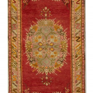 Antique Anatolian Rug, Turkey 103x197cm