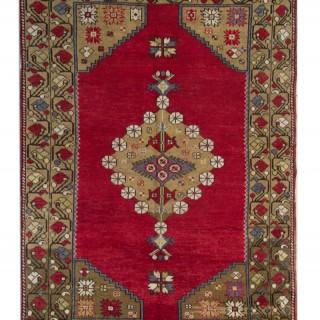 Antique Anatolian Rug, Turkey 203x203cm