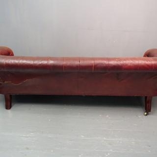 Scottish Chesterfield Sofa by John Taylor, Edinburgh