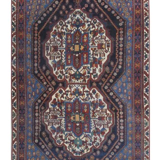 Antique Heriz Rug 135x197cm