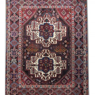 Antique Baluch Rug 144x218cm