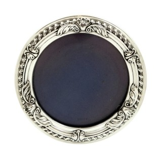 Antique Victorian Sterling Silver Photo Frame 1899