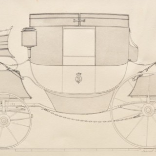 Carriage Design by Samuel Hobson