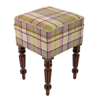 Georgian Gillows Design Stool