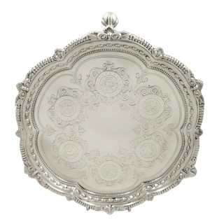 Antique Edwardian Sterling Silver 9
