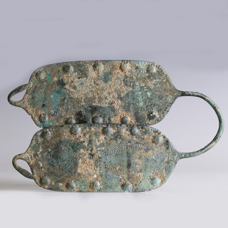 Hasanlu Bronze Girdle-Clasp