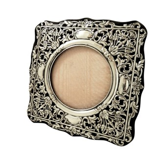 Antique Art Nouveau Sterling Silver 7