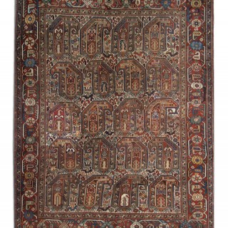 Antique Turkish Rug 166x 282cm