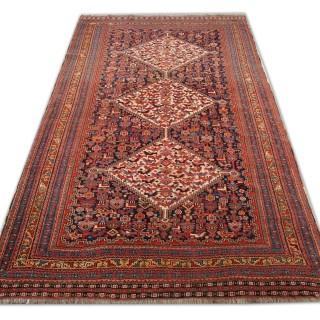 Antique Persian Rug 161x 292cm