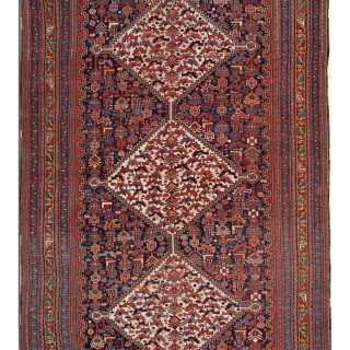 Antique Persian Rug 161x 292cm