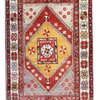 Antique Anatolian Rug 245x170cm