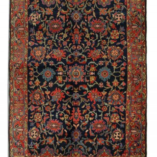 Antique Persian Rug 138x198cm