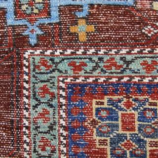 Antique Handwoven Persian Rug 137x 260cm