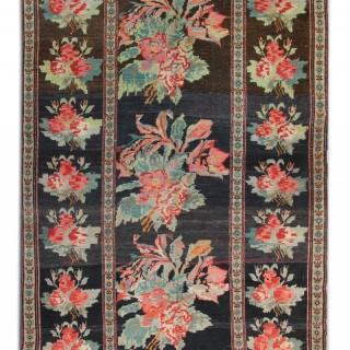 Antique Caucasian Karabagh Rug 136x235cm