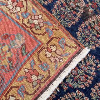 Antique Persian Bidjar Rug 177x223cm