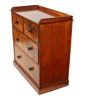 Mid 19th century Mahogany Chest of Drawers