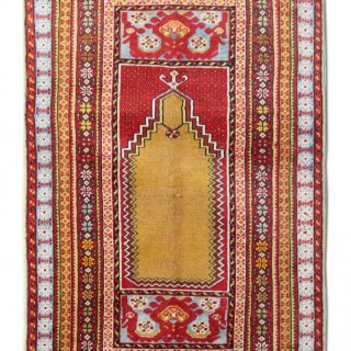Antique Anatolian Rug 160x183cm