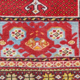 Antique Anatolian Rug 160x183cm
