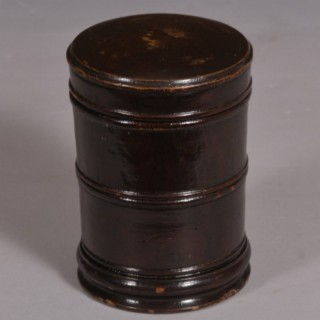Antique Treen Spice Tower of the Georgian Period
