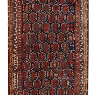 Antique Persian Ashar  142x 268cm
