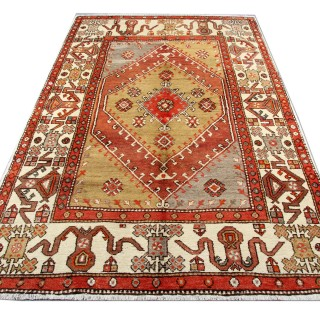 Traditional Turkish Rug 175x275cm