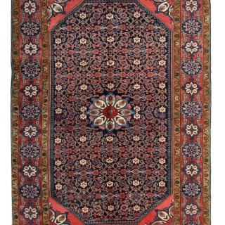 Antique Persian Malayer Rug 145x202cm