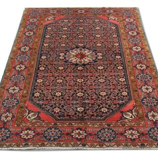 Antique Persian Malayer Rug 145x202cm