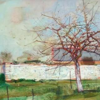 Printemps vers Pontoise by Michel Ciry (1919 – 2018)