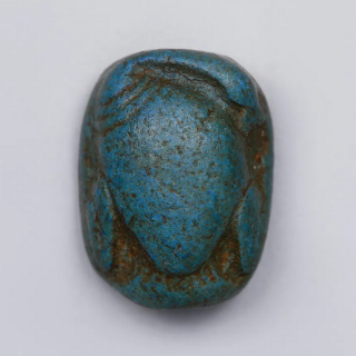 Ancient Egyptian Trussed Duck Amulet