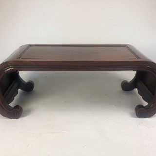 Very stylish late 19th Century Chinese Opium/Coffee Table