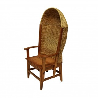 A MID CENTURY ORKNEY CHAIR