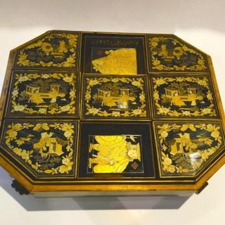 Chinese Games Box