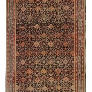 Antique Persian Malayer Rug 155 x 284 cm