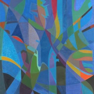 Reflets sur la Mer  by Othello Radou (1910 – 2006)