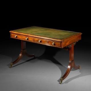Regency Writing Table