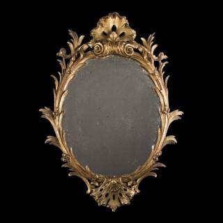 Fine Chippendale Style Rococo Mirror