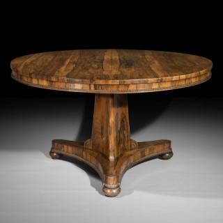 Regency Centre Table