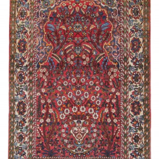 Antique Persian Bakhtiar Rug 193 x 210 cm