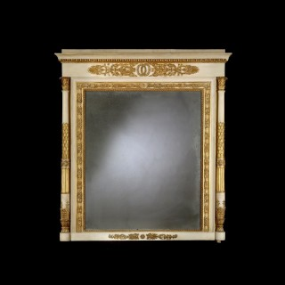 A Pier Glass of Substantial Size of the Periodo Napoleonico